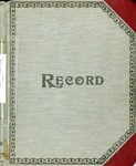 Minutes of the Mission Committee Meetings; Vol. 2; Jan. 1938-Dec. 1941 by Church of the Redeemer Episcopal