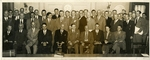 Faculty Members Photograph; c. 1940-1950 by Harry W. Rockwell