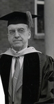 Dr. Harry W. Rockwell Commencement Photograph; c. 1940-1950