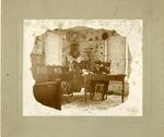 Harry W. Rockwell Study Photograph, c. 1895-1905
