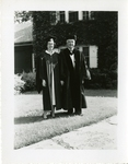 Harriet Rockwell Vogelsang Graduation Photograph; 1951; Image 1 by Harry W. Rockwell