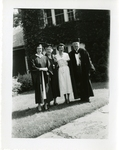 Harriet Rockwell Vogelsang Graduation Photograph; 1951; Image 2 by Harry W. Rockwell