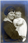 Marjorie and Helen Rockwell Photograph; c. 1923-1924; Image 2