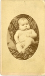 Unidentified Baby Photograph; Image 1 by Harry W. Rockwell