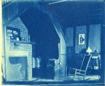 Interior of a Home Photograph by Harry W. Rockwell