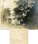 Outdoor Family Photograph; Image 3 by Harry W. Rockwell