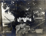 Outdoor Family Photograph; Image 1 by Harry W. Rockwell