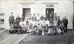 Group Family Photograph; Image 1 by Harry W. Rockwell