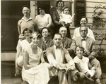 Rockwell and DeLano Family Photograph, c. 1930-1935