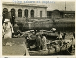 Italy; Naples; 1926; Harbor; Photograph by Harry W. Rockwell