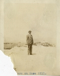 Greece; Athens; 1926; Dr. Chalmers on Mars Hill; Photograph by Harry W. Rockwell