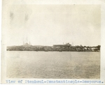 Turkey; Stamboul/Constantinople; 1926; View of Constantinople; Photograph by Harry W. Rockwell