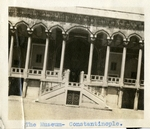 Turkey; Constantinople; 1926; Museum; Photograph by Harry W. Rockwell
