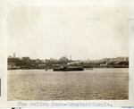 Turkey; Constantinople; 1926; The Golden Horn; Photograph by Harry W. Rockwell