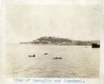 Turkey; Stamboul/Constantinople; 1926; Seraglio and Stamboul/Constantinople; Photograph by Harry W. Rockwell