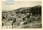 Turkey; Smyrna; 1926; View of Smyrna; Photograph by Harry W. Rockwell