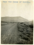 Middle East; 1926; Near the Horns of Hattin; Photograph by Harry W. Rockwell
