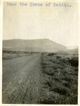 Middle East; 1926; Near the Horns of Hattin; Photograph