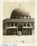 Jerusalem; 1926; Mosque of Omar; Photograph by Harry W. Rockwell