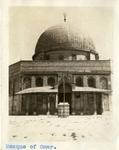 Jerusalem; 1926; Mosque of Omar; Photograph
