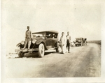 Lebanon/Syria; 1926; Men With Cars; Photograph