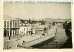 Syria; Damascus; 1926; View of Damascus; Photograph by Harry W. Rockwell