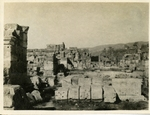 Lebanon; Baalbek; 1926; Temple of Bacchus; Photograph by Harry W. Rockwell