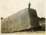Lebanon; Baalbek; 1926; Temple of Bacchus; Photograph