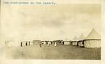 Egypt; Giza; 1926; Desert Camp; Photograph