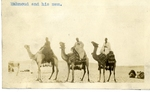 Egypt; Giza; 1926; Mahmoud and His Men; Photograph