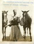 Egypt/Lebanon; 1926; Algerian Orderly; Photograph by Harry W. Rockwell