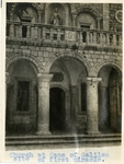 Israel; 1926; Exterior of Church at Cana of Galilee; Photograph by Harry W. Rockwell