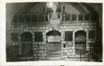 Israel; Nazareth; 1926; Interior of Church; Photograph by Harry W. Rockwell