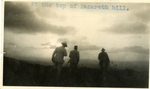 Israel; Nazareth; 1926; Nazareth Hill; Photograph by Harry W. Rockwell