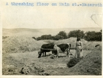 Israel; Nazareth; 1926; Main St; Photograph by Harry W. Rockwell