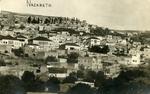 Israel; Nazareth; 1926; Nazareth; Photograph by Harry W. Rockwell