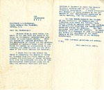 Papers; Rockwell Correspondence