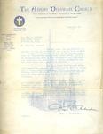 Correspondence; 1957-02-12