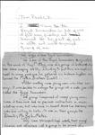 Rawls, Tom and a Short Royal Serenaders History