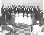 RS-photo-1957-12-29-MichiganAvYMCA by The Royal Serenaders Male Chorus