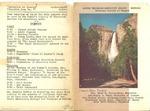 Program; 1958-04-27 by The Royal Serenaders Male Chorus