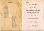 Program; 1958-11-30