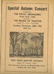 Program; 1963-11-24