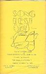 Program; 1963-12-01