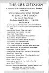 Program; 1964-03-22