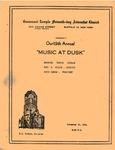 Program; 1974-11-30