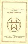 Program; 1980-09-28 by The Royal Serenaders Male Chorus