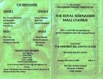 Program; 2003-11-02