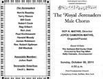 Program; 2011-10-30