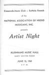 Program; 1969-06-15